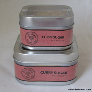Curry Sugar300