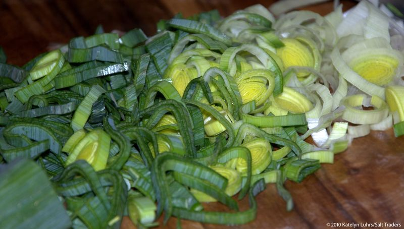 Chopped Leek2